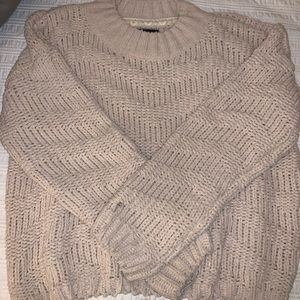 VICI Cable Knit Sweater